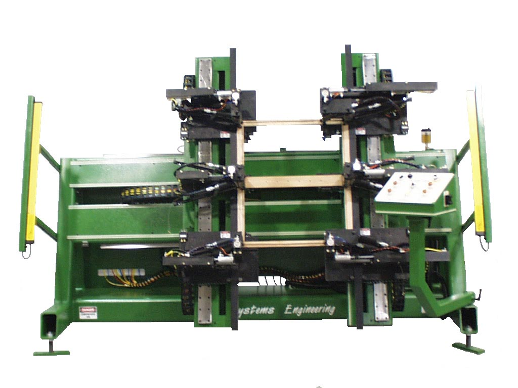 Premier Face Frame Assembly Machine Image