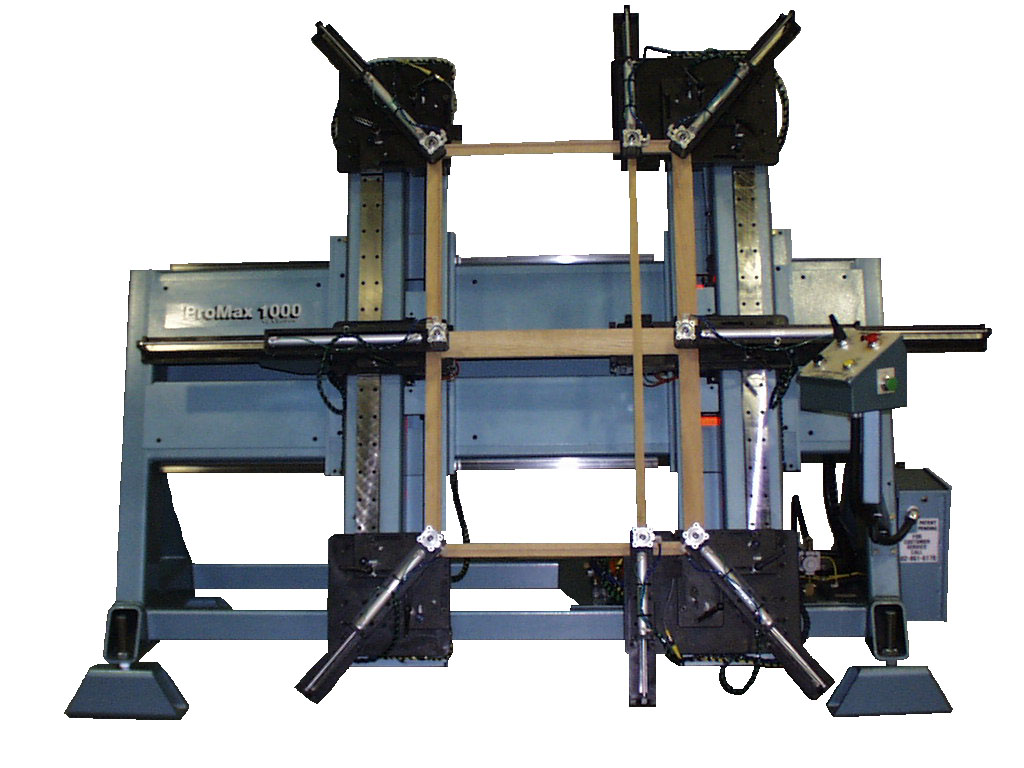 ProMax Face Frame Assembly Machine Image