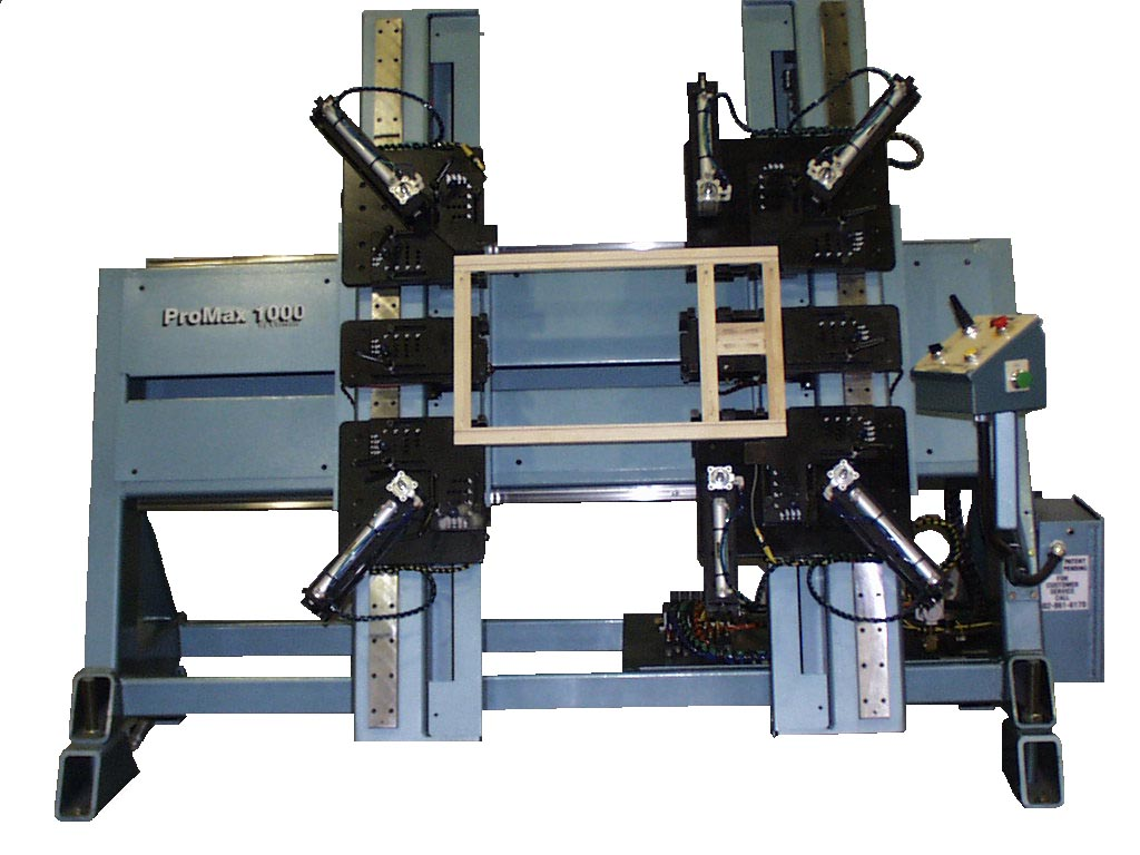ProMax Face Frame Clamp Image